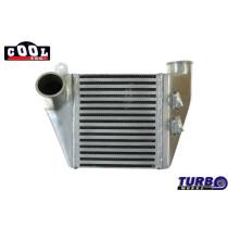Intercooler TurboWorks 185x210x130mm VW Golf 4